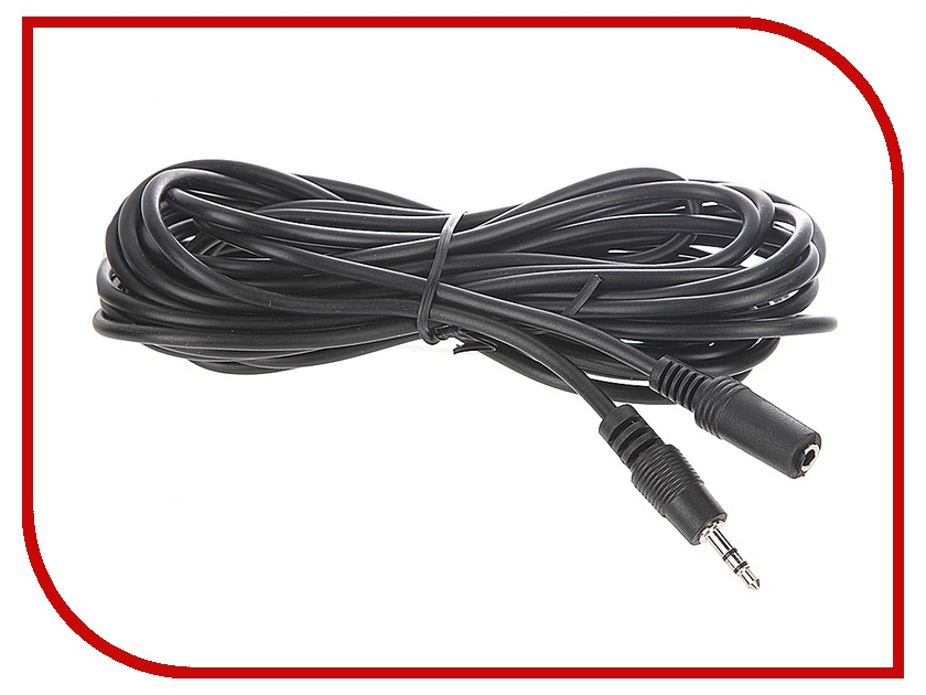 Аксессуар HQ 3.5 Jack 5m CABLE-423-5.0