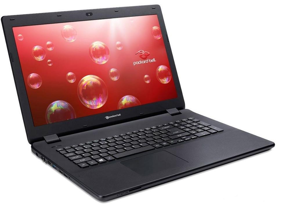 Ноутбук Packard Bell Note ENLG81BA-P5GN NX.C44ER.006 (Intel Pentium N3700 1.6 GHz/2048Mb/500Gb/Intel HD Graphics/Wi-Fi/Cam/17.3/1600x900/Windows 10)<br>
