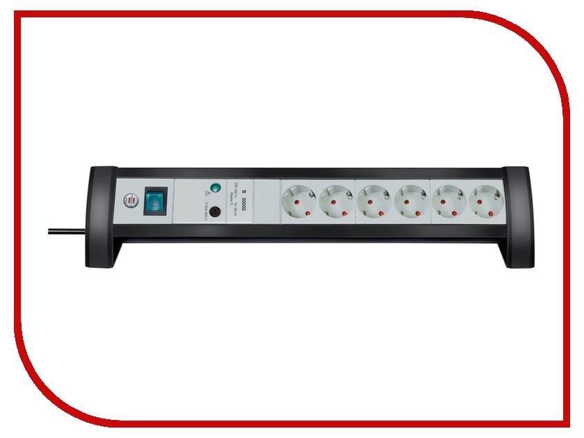 Сетевой фильтр Brennenstuhl Premium-Office-Line 6 Sockets 3m 1156350416 сетевой фильтр daesung mc2533 3 sockets 3m