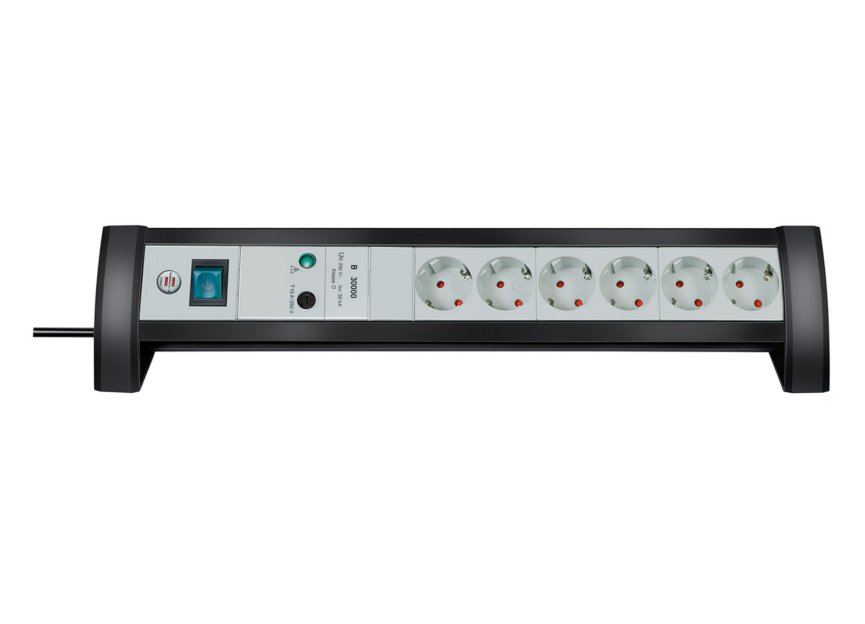 Сетевой фильтр Brennenstuhl Premium-Office-Line 6 Sockets 3m 1156350416
