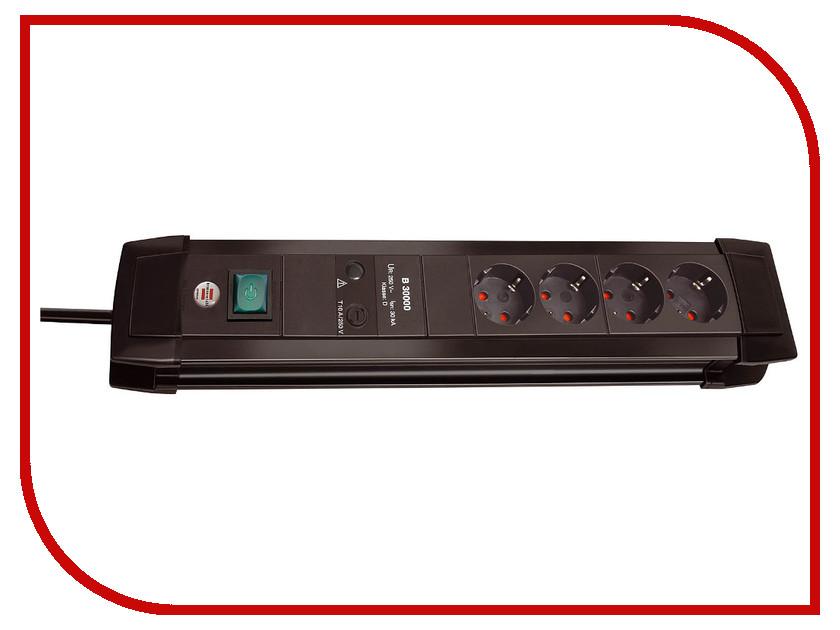 Сетевой фильтр Brennenstuhl Premium-Line 4 Sockets 1.8m 1155000374<br>