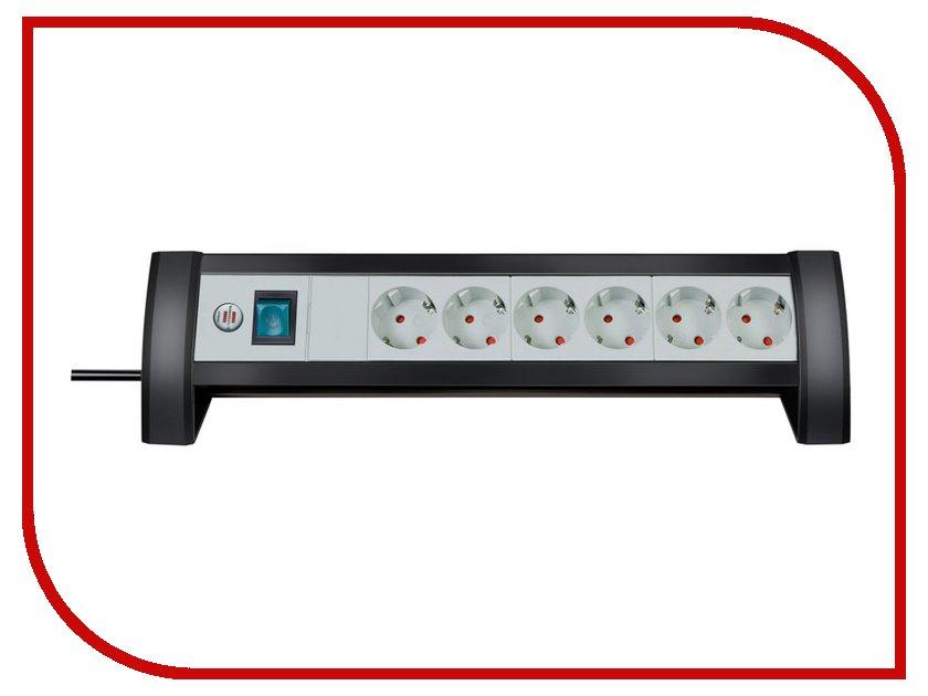 Сетевой фильтр Brennenstuhl Premium-Office-Line 6 Sockets 3m 1156250416 сетевой фильтр brennenstuhl secure tec 6 sockets 3m 1159540376