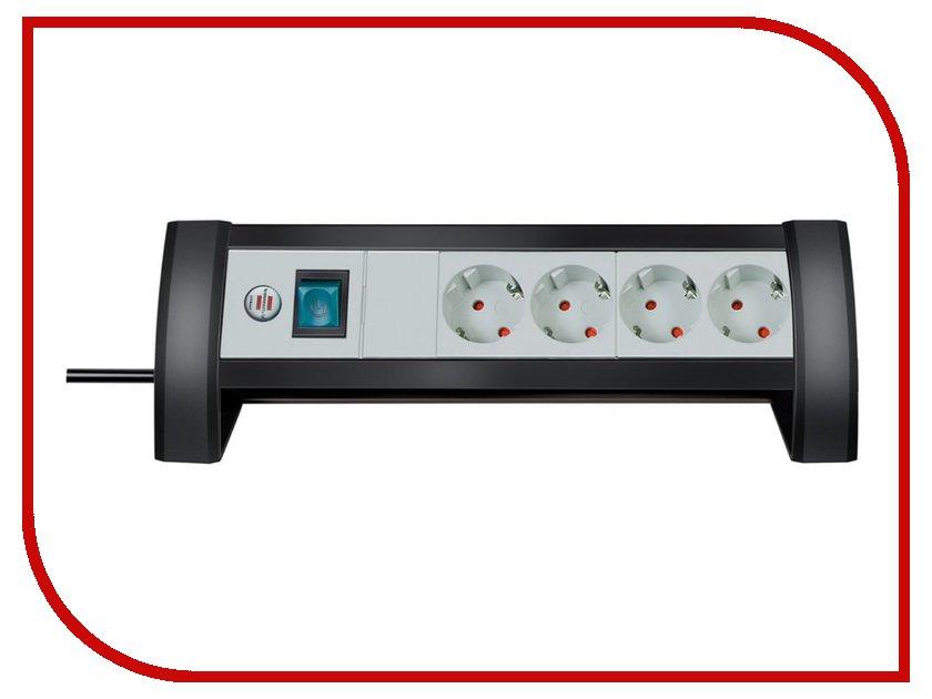 Сетевой фильтр Brennenstuhl Premium-Office-Line 4 Sockets 1.8m 1156250414<br>