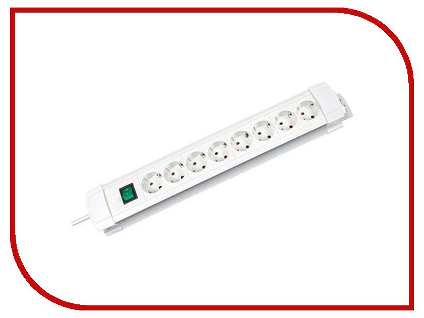 Сетевой фильтр Brennenstuhl Premium-Line 8 Sockets 3m White 1156220018<br>