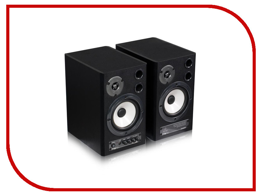 Колонка Behringer MS40 колонка behringer digital monitor speakers ms20