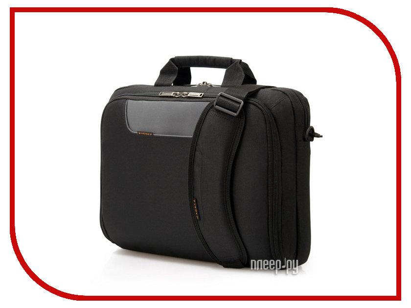 Аксессуар Сумка 10.0 Everki Advance Black EKB407NCH10