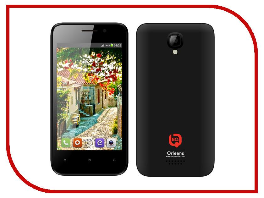 Сотовый телефон BQ BQS-4009 Orleans Black