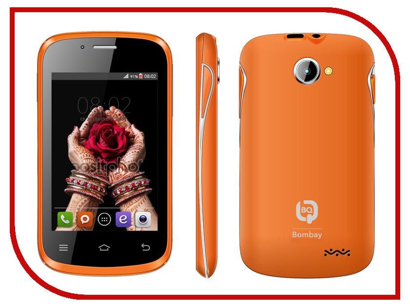 Сотовый телефон BQ Bombay BQS-3503 Orange<br>