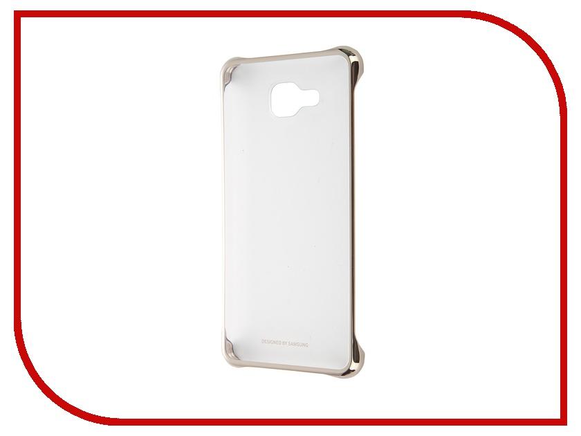 Аксессуар Чехол-накладка Samsung Galaxy A5 Gold EF-QA510CFEGRU<br>
