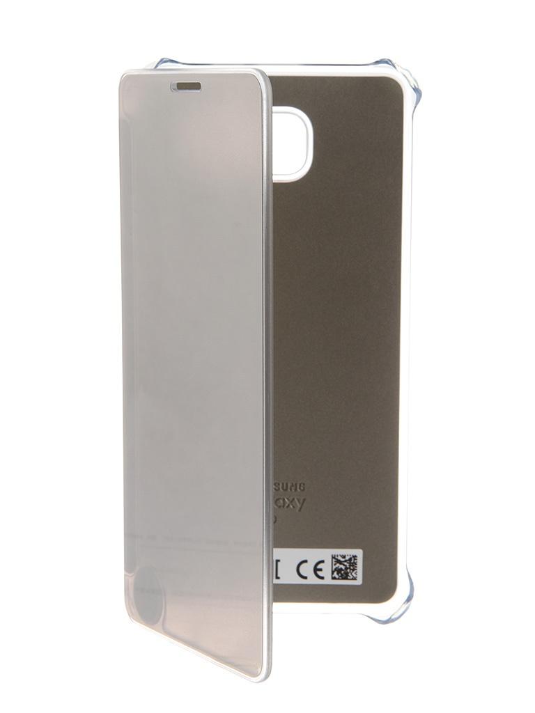 Аксессуар Чехол Samsung Galaxy A5 Gold EF-ZA510CFEGRU<br>