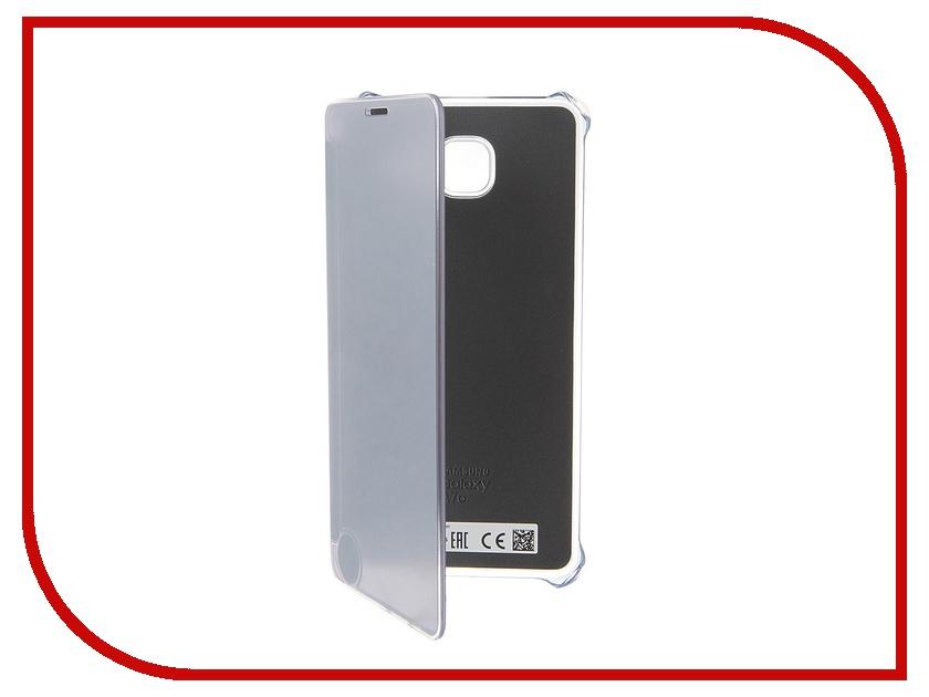 Аксессуар Чехол Samsung Galaxy A7 Silver EF-ZA710CSEGRU<br>