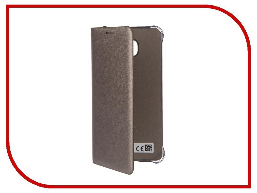 Аксессуар Чехол Samsung Galaxy A3 Gold EF-WA310PFEGRU<br>