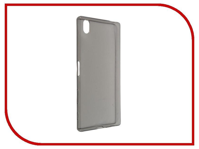 Аксессуар Чехол Sony Xperia Z5 Premium BROSCO Black Z5P-TPU-BLACK<br>
