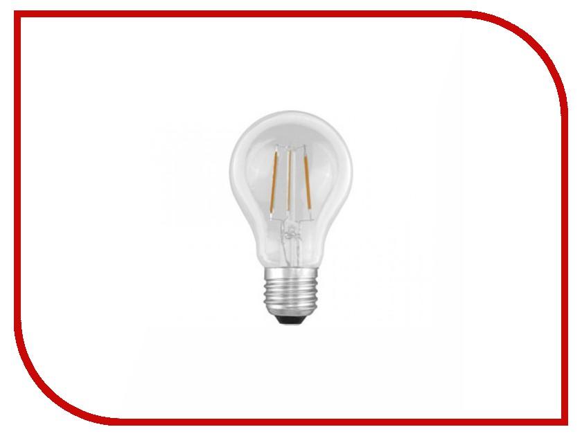 Лампочка Camelion LED6-A60-FL/830/E27<br>