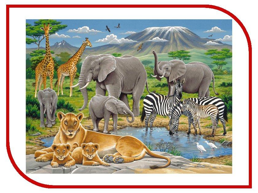 Настольная игра Ravensburger Звери Африки пазл 12736<br>