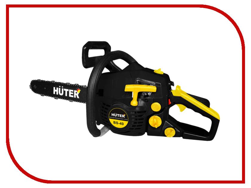 Подробнее о Пила Huter BS-40 70/6/1 бензопила huter bs 62 70 6 6