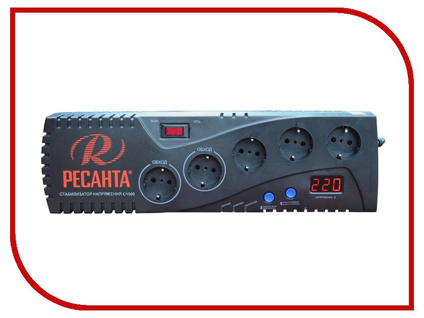 Стабилизатор Ресанта С1500<br>