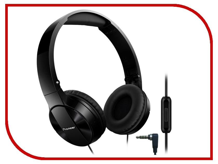 Гарнитура Pioneer SE-MJ503T Black<br>