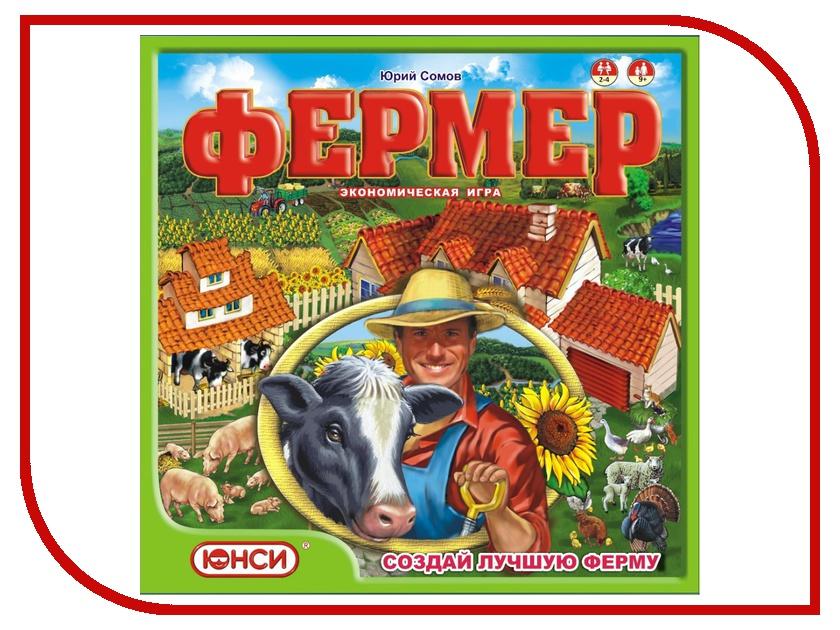 Настольная игра ЮНСИ Фермер 02001