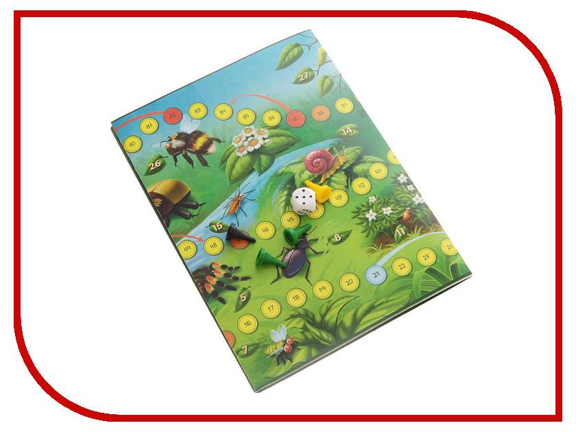 Настольная игра ЮНСИ Букашки в пакете 08001