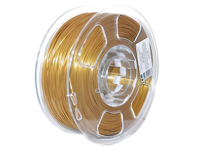 Аксессуар U3Print PLA 1.75mm 1kg Pure Gold Basic UPPPGB<br>