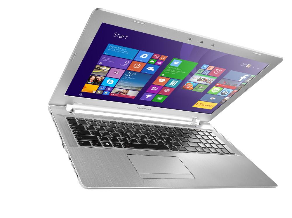 Ноутбук Lenovo IdeaPad Z5170 White 80K6017DRK Intel Core i7-5500U 2.4 GHz/16384Mb/1000Gb/DVD-RW/AMD Radeon R9 M375/Wi-Fi/Bluetooth/Cam/15.6/1920x1080/Windows 10 64-bit<br>