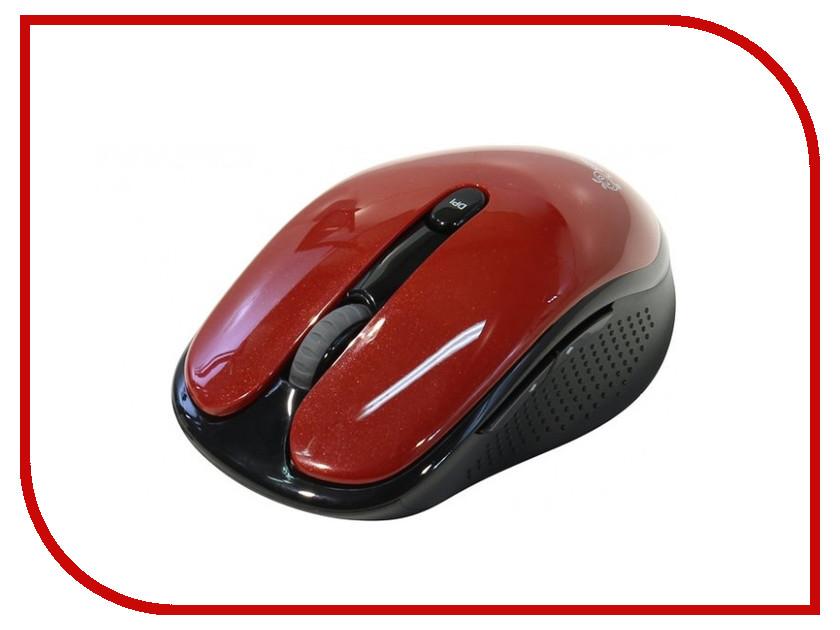 Мышь беспроводная SmartBuy 502AG USB Red SBM-502AG-R