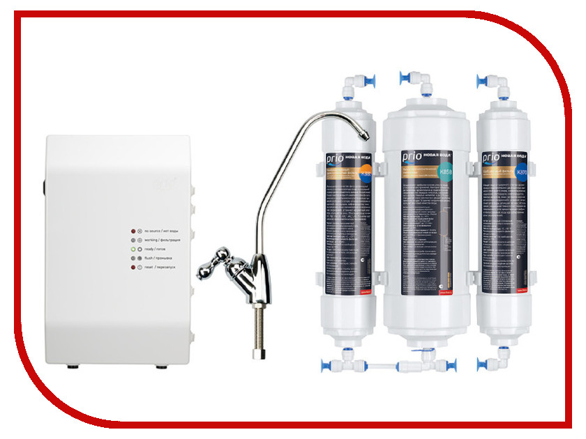 Фильтр для воды Новая Вода Econic Osmos Stream OD360 новая вода praktic osmos ou400