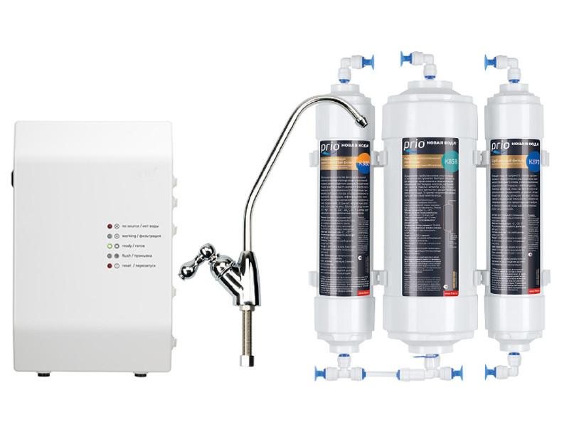 Фильтр для воды Новая Вода Econic Osmos Stream OD360<br>