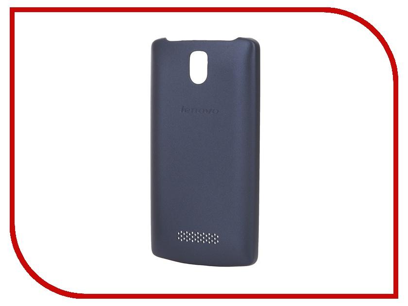 Аксессуар Чехол Lenovo A2010 PG38C00614 Black Blue<br>