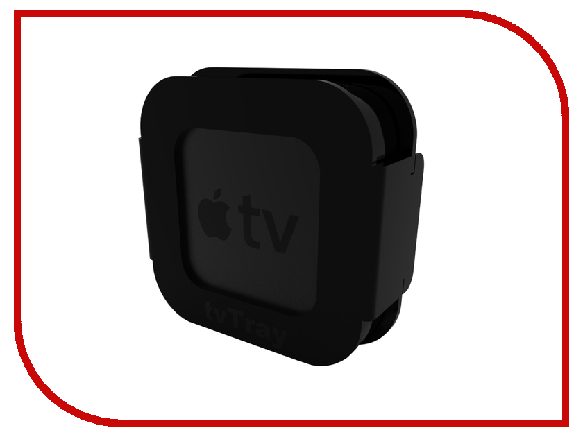 Кронштейн H-Squared для Apple TV HSQ-TVTRAY-X2