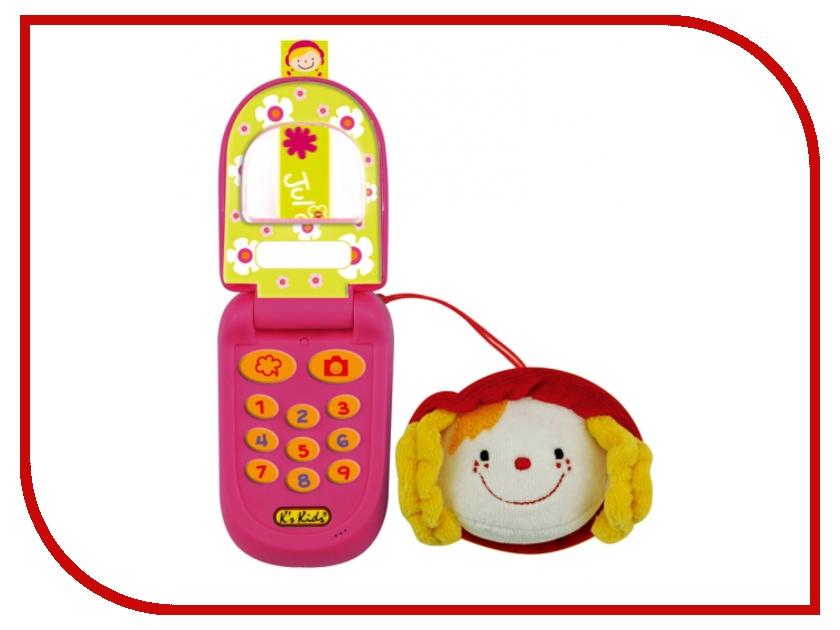 Игрушка Ks Kids Мобильный телефончик Джулия KA517<br>