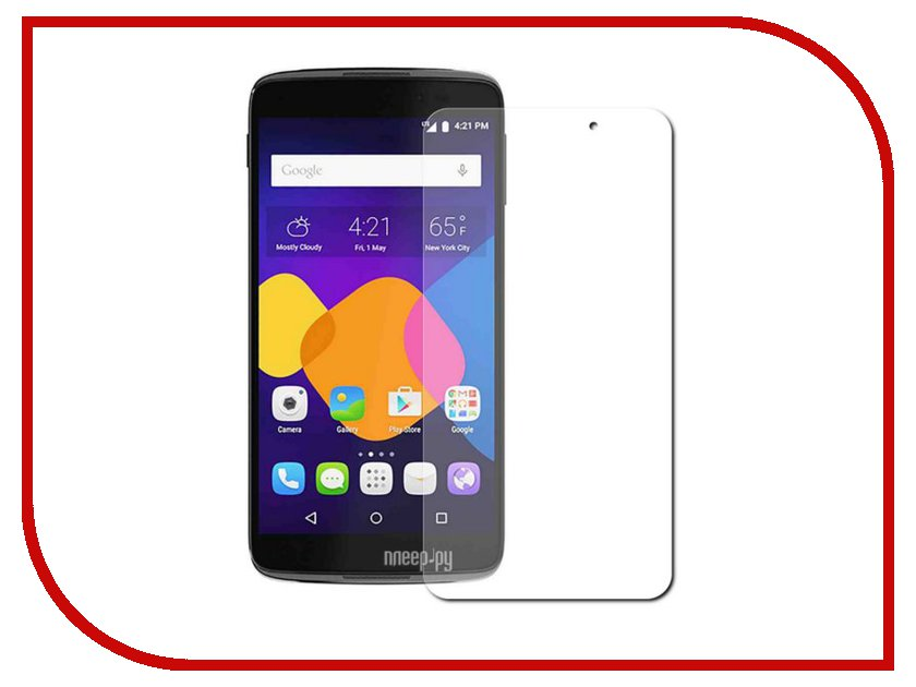��������� �������� ������ Alcatel Idol 3 (4.7) CaseGuru 0.33mm