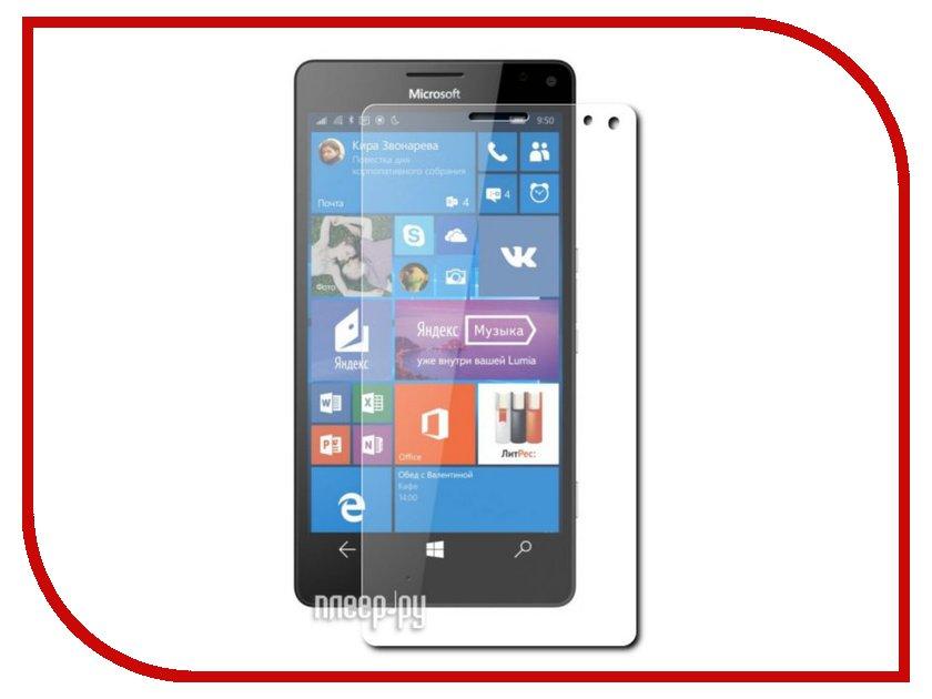 ��������� �������� ������ Microsoft Lumia 950 CaseGuru 0.33mm