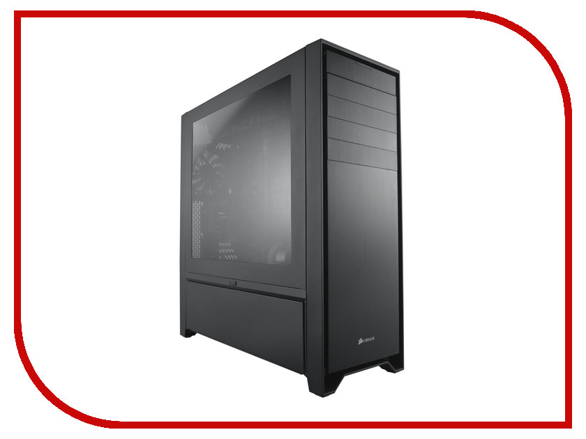 Корпус Corsair Obsidian Series 900D CC-9011022-WW Black коврик corsair мм600 aluminium ch 9000104 ww