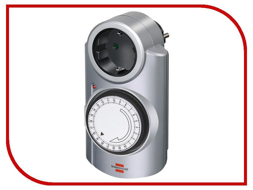 Розетка Brennenstuhl Primera-Line MT-20 1506530 механический brennenstuhl primera tec automatic extension socket сетевой фильтр white