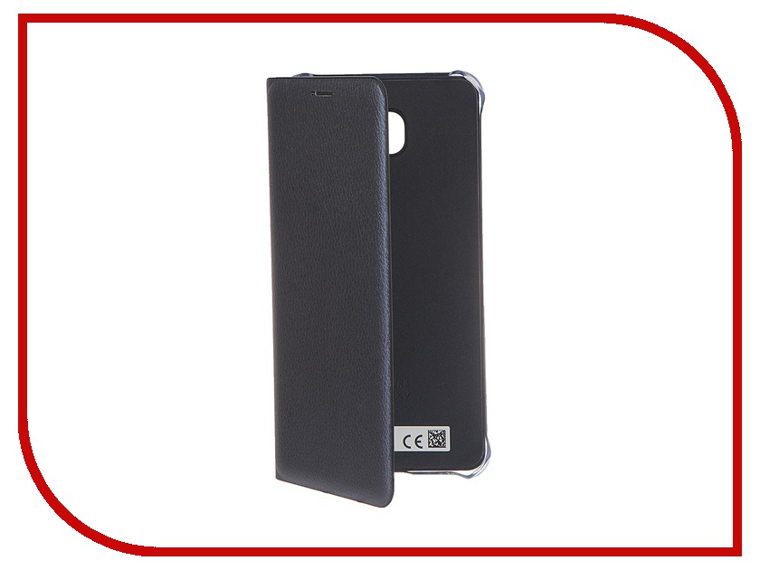 Аксессуар Чехол Samsung Galaxy A7 2016 Black EF-WA710PBEGRU<br>