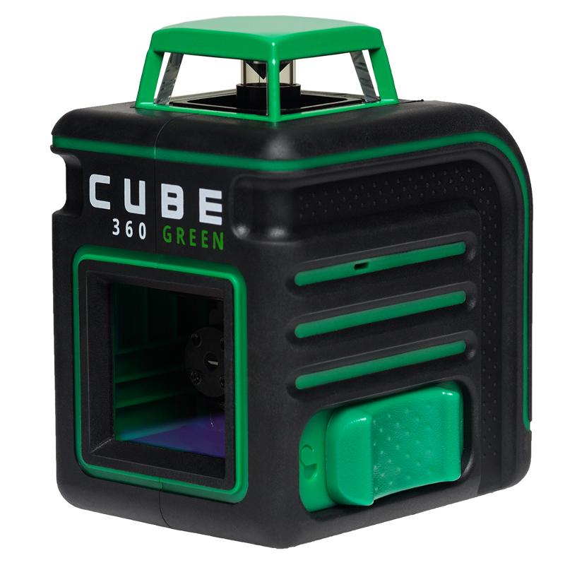 Нивелир ADA CUBE 360 Green Ultimate Edition А00470 цена