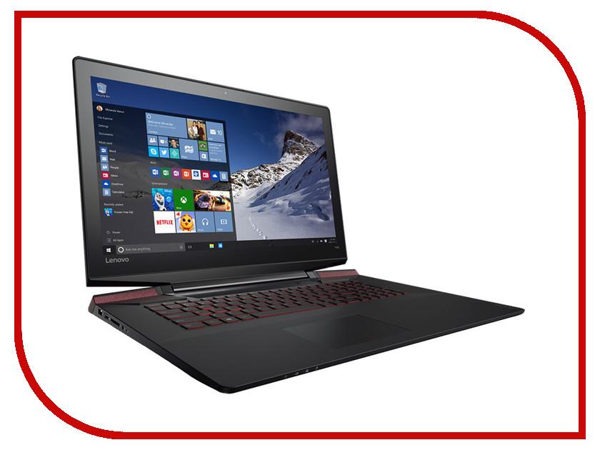 Ноутбук Lenovo IdeaPad Y700-17ISK 80Q00019RK Intel Core i7-6700HQ 2.6 GHz/16384Mb/1000Gb + 256Gb SSD/No ODD/nVidia GeForce GTX 960M 4096Mb/Wi-Fi/Bluetooth/Cam/17.3/1920x1080/Windows 10 64-bit<br>