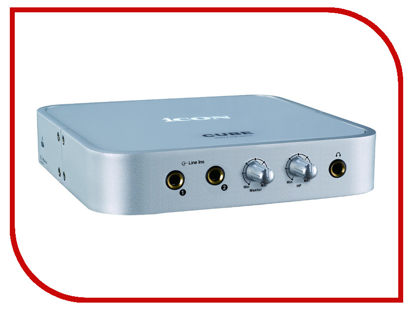 Аудиоинтерфейс ICON Cube