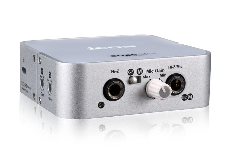 Аудиоинтерфейс ICON Cube MINI