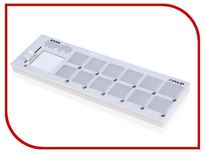 MIDI-контроллер ICON I-Pad Midi White