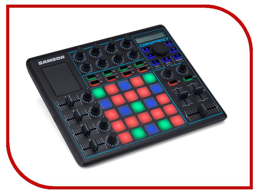 MIDI-контроллер Samson Conspiracy USB samson rh600