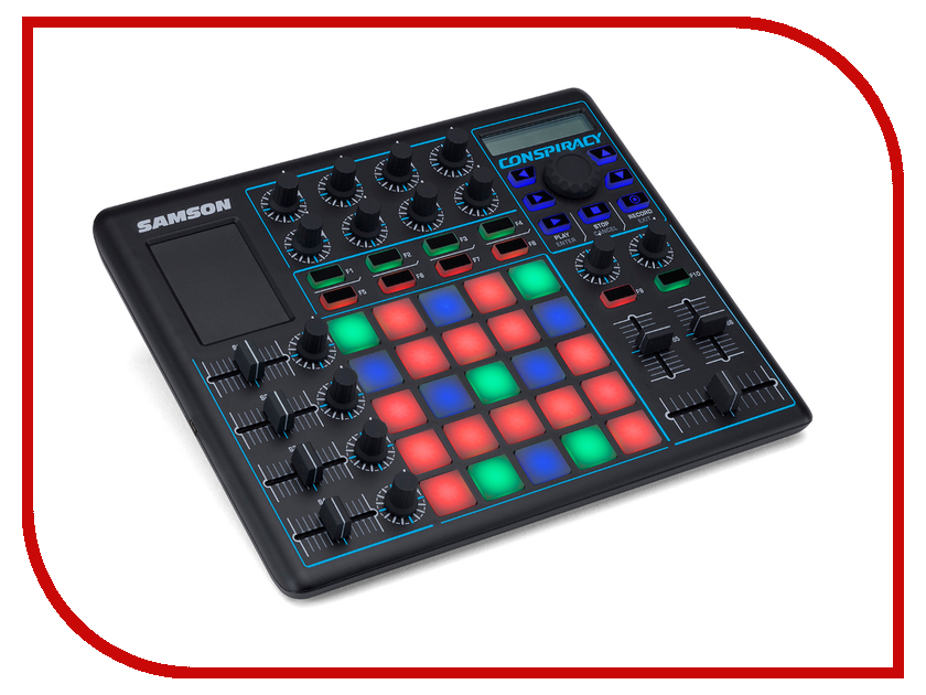 MIDI-контроллер Samson Conspiracy USB