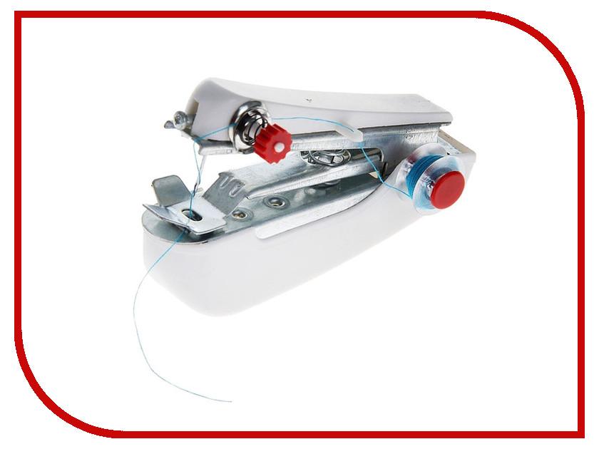 Швейная машинка Luazon LSH-08 White 180754 машинка для стрижки волос luazon lst 02 white 1139837