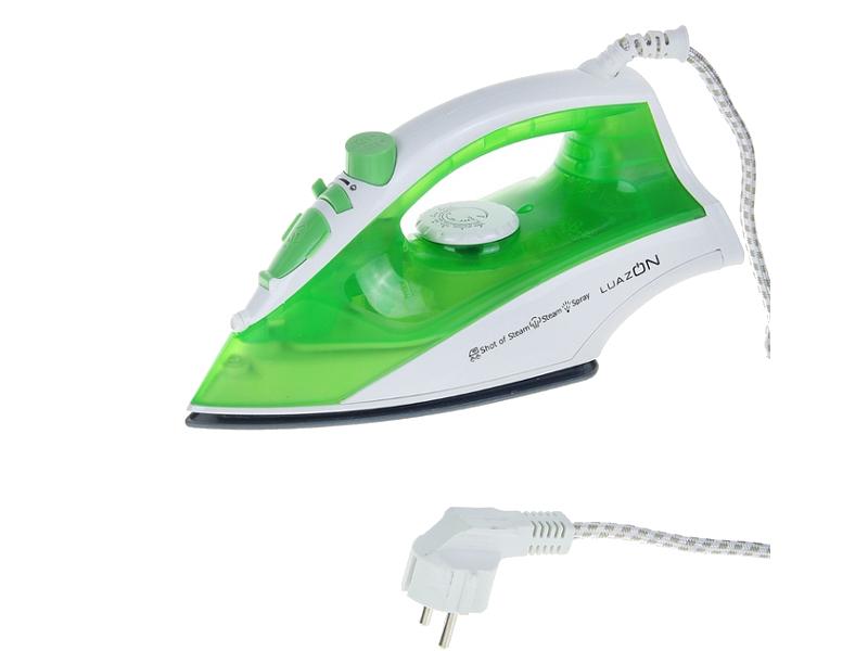 Утюг Luazon LU-06 1127831 Green<br>