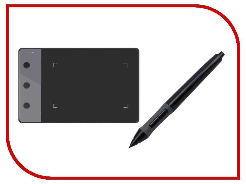 Графический планшет Huion H420 графический планшет huion 680tf black silver