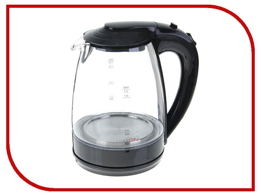 Чайник Luazon LSK-1702 Black 1128694<br>