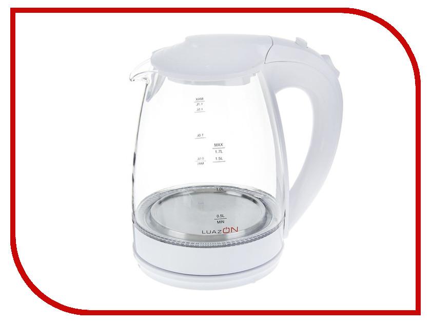 все цены на Чайник Luazon LSK-1703 White 1128695 онлайн