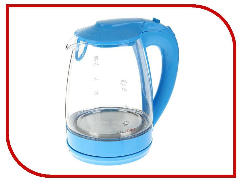 Чайник Luazon LSK-1704 Blue 1128696<br>